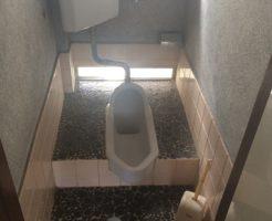 和式トイレしかない空き家